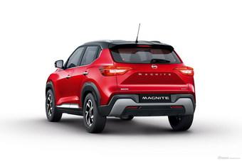2021款日产MAGNITE 基本型