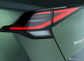 2022款SPORTAGE Hybrid GT Line欧洲版