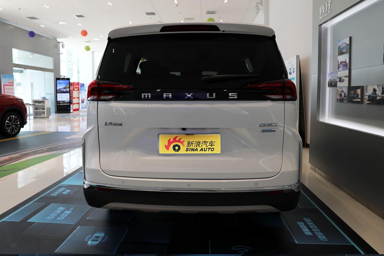 2021款上汽MAXUS G50 PLUS 1.5T 全配版