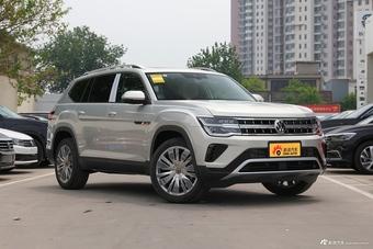 2021款途昂 380TSI 四驱尊崇旗舰版