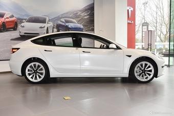 2021款Model 3 标准续航后驱升级版