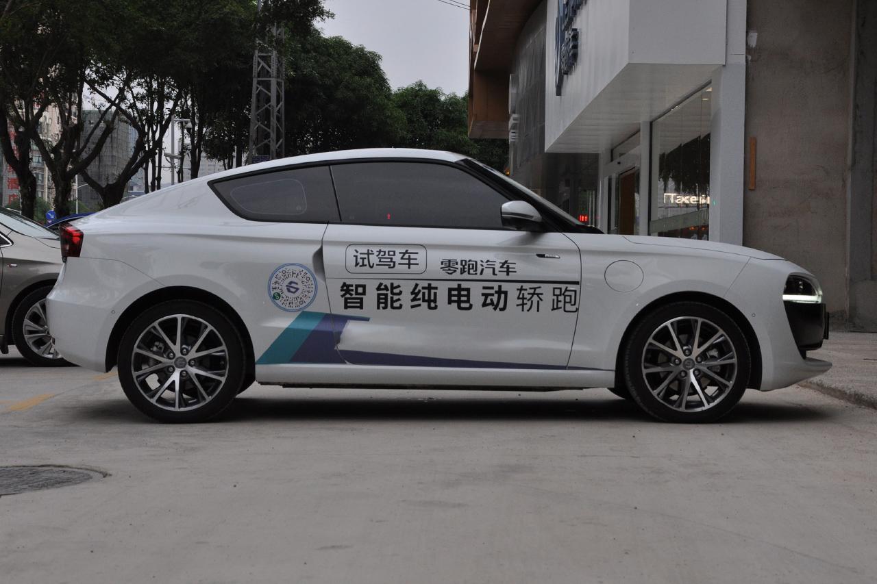 2019款零跑S01 380  Pro
