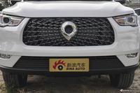 2019款长城炮2.0T手动商用版四驱长箱柴油领航型