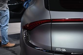 2021上海车展实拍:起亚EV6