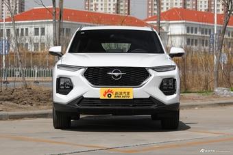 2020款海马8S 1.6TGDI 自动豪华型