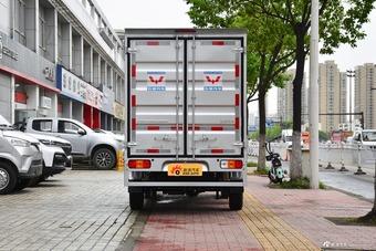 2021款五菱电卡 厢式运输车汇川2代电控