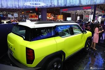 2021上海车展实拍:哈弗X DOG