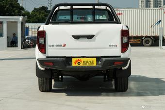 2018款域虎3 1.8T手动汽油两驱进取版标准轴距