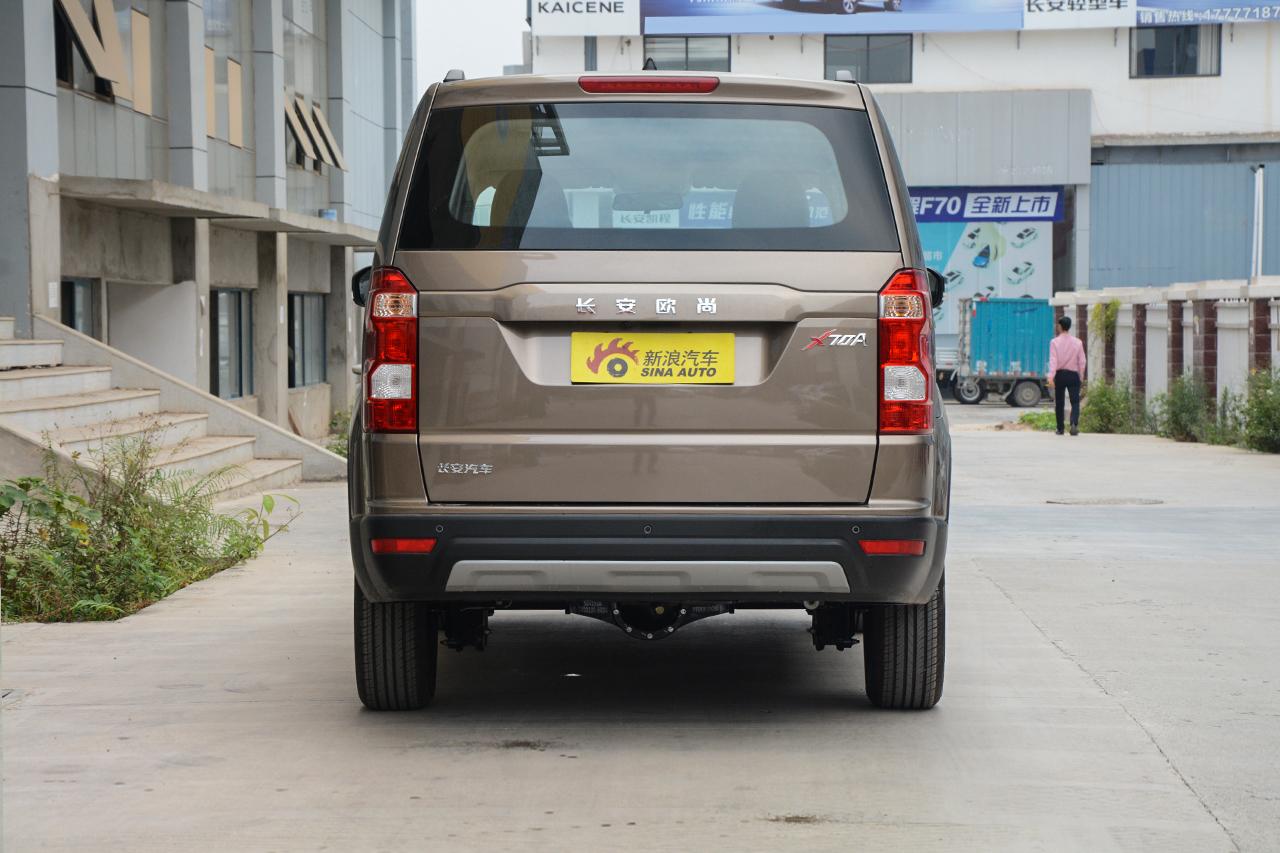 2019款长安欧尚X70A 1.5L手动精英型国VI