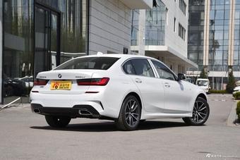 2020款宝马3系改款325Li xDrive M运动套装