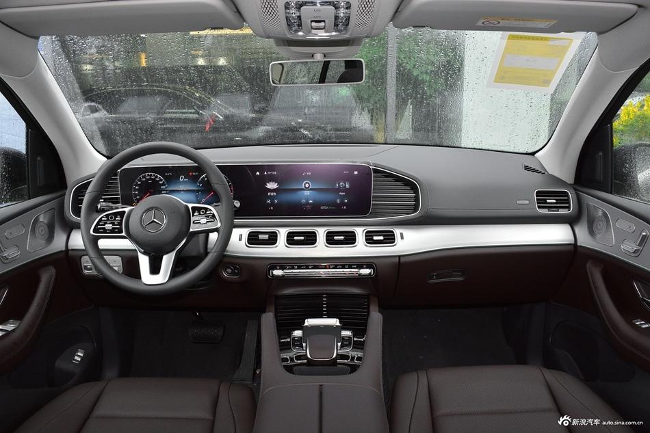2020款奔驰GLE 350 4MATIC 动感型