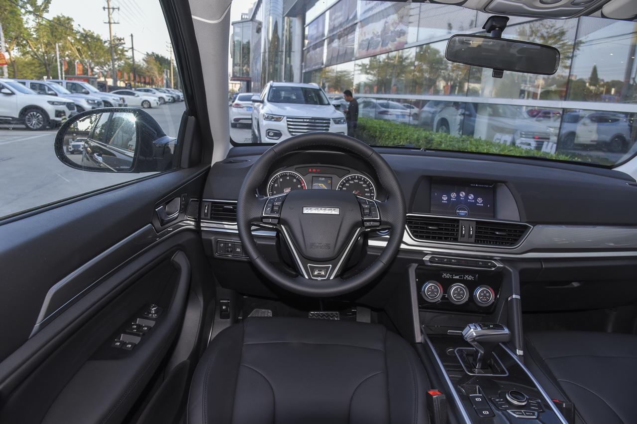 2019款哈弗H6运动版1.5T自动两驱精英型国VI