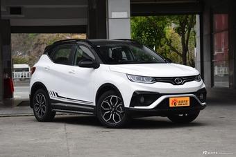 2019款东南DX5 1.5L CVT尊贵型
