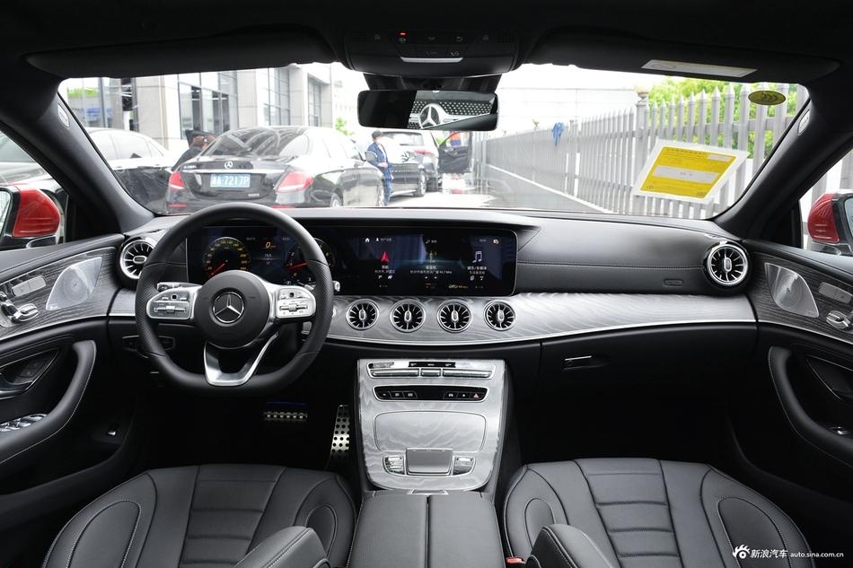 2021款奔驰CLS级2.0T自动300 豪华型