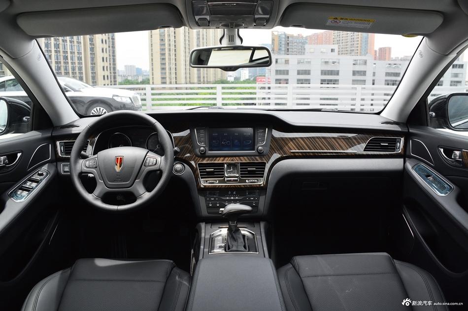 2021款红旗H7 1.8T自动舒适版