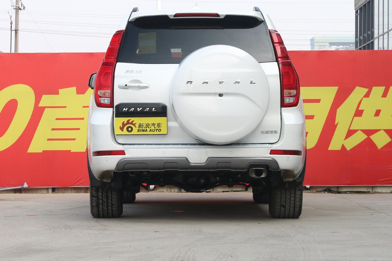 2020款哈弗H9 2.0T自动汽油四驱尊享型5座