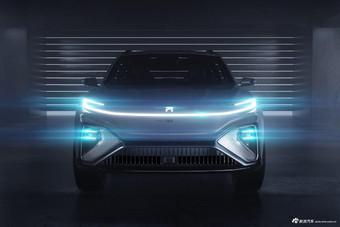 2020款荣威MARVEL-R概念车官图
