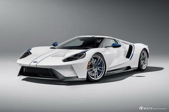 2021款福特GT Heritage Edition