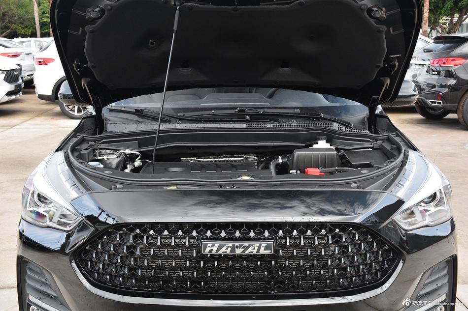 2019款哈弗M6 1.5T手动精英型国VI