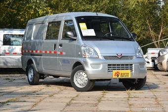 2019款五菱荣光1.5L手动基本型加长厢式运输车5座