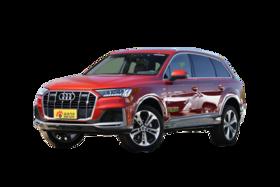 """奥迪SUV""""王牌"""",售价下探50万区间,奥迪Q7进店,比X5霸气"""